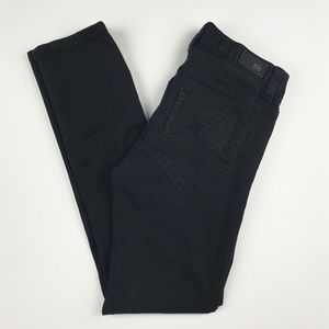 Black Skinny Mid Rise Jeans | RSQ Jeans
